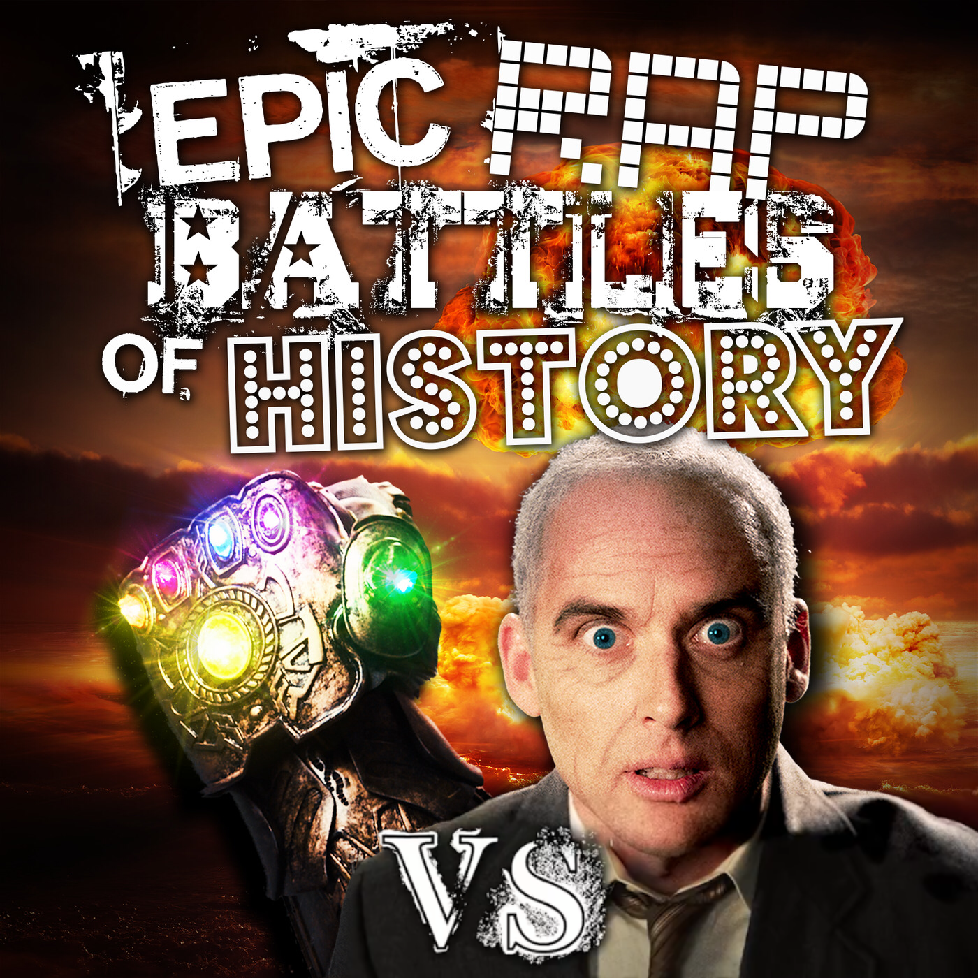 Thanos vs J. Robert Oppenheimer
