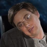 Stephen Hawking in Battle