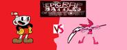 Cuphead vs spinel