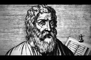 Hippocrates' cameo