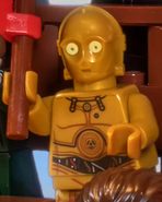 C-3PO Cameo