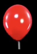 Pennywise Teaser Red Balloon