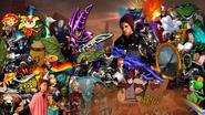 Grav's Wiki War Poster