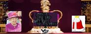 Queen elizabeth 2 vs the king of town