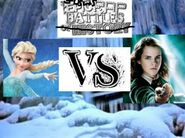 Elsa vs hermoine