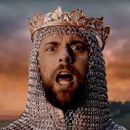 Richard the Lionheart In Battle