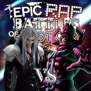 Sephiroth vs Galactus