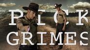 Rick Grimes Alternate Title Card