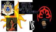 Emperor louis xiv vs emperor palpatine