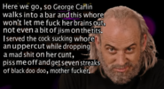 George Carlin Doo Doo Expand Raps