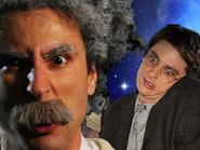 Einstein vs Stephen Hawking Thumbnail