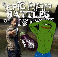 Rick vs Pepe ft. Eggplant