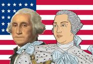 George washington vs king george