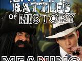 Blackbeard vs Al Capone/Rap Meanings