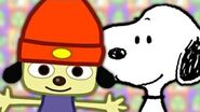 Ccarbe6062 Rap Battles BONUS - PaRappa vs Snoopy