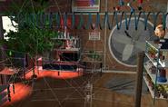 Nye Laboratories in Cinema 4D