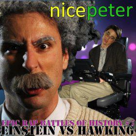 Albert Einstein vs Stephen Hawking/Gallery