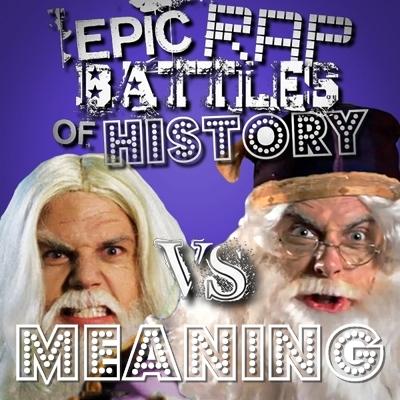 Gandalf vs Dumbledore/Rap Meanings
