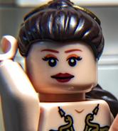 Leia Organa Slave Cameo
