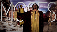 Snoop as Moses