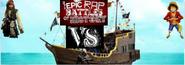 Jack sparrow vs monkey d luffy ft edward kenway