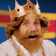 Burger King In Battle