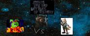 Bucky o hare vs fox mccloud ft.rocket racoon