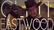 LLoyd as Clint Eastwood