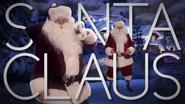 Santa Claus Alternate Title Card