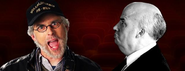 Steven Spielberg vs Alfred Hitchcock Banner