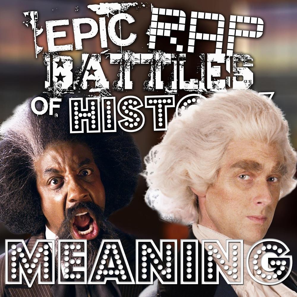 Frederick Douglass vs Thomas Jefferson/Rap Meanings