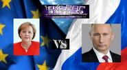 Putin vs merkel