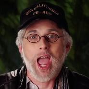 Steven Spielberg In Battle