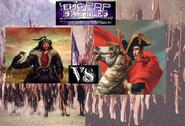 Napoleon vs ghenkis kahn