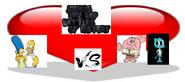 Homer and marge vs richard and nicole