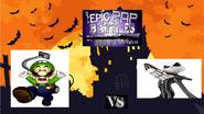 Luigi vs jack skellington