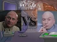 Ernest blofeld vs dr.evil