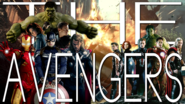 The Avengers Title Card