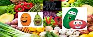 Orange and pear vs bob and larry