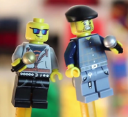 Nice Peter and EpicLLOYD in The Lego Movie Honest Trailer