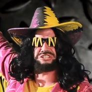 Macho Man Randy Savage in Battle