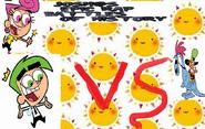 Cosmo and wanda vs wander and sylvia