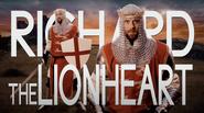 Richard the Lionheart Title Card
