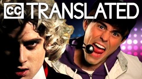 TRANSLATED Justin Bieber vs Beethoven. Epic Rap Battles of History