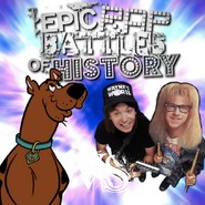 Scooby Doo vs Garth & Wayne wot