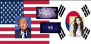 Donald trump vs nancy mcdonie