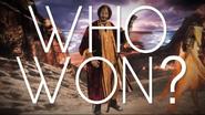 Moses vs Santa Claus Who Won
