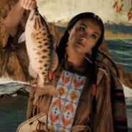 Sacagawea Cameo