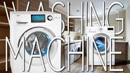 Washing Machine Title Card