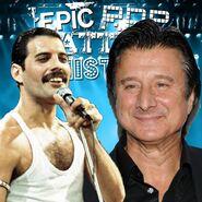 Steve Perry vs Freddie Mercury